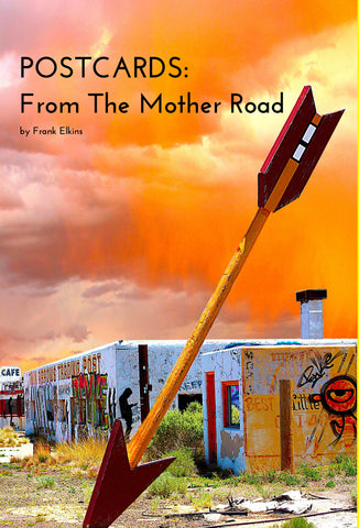 """Postcards From The Mother Road"""