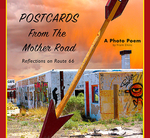 """POSTCARDS"" ROUTE 66 PHOTO POEM (PDF)"