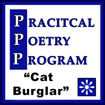 "Practical Poetry Program: ""Cat Burglar"" (Single PDF Lesson Plan)"