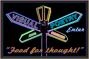Visual Poetry Corner