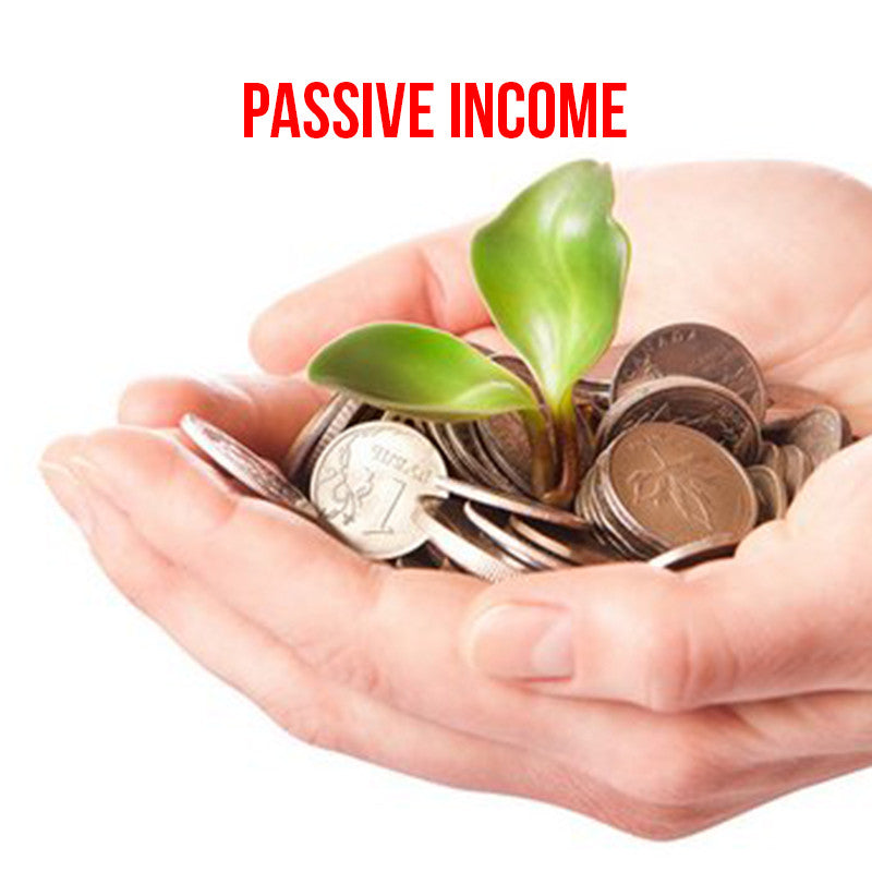 That passive income though!