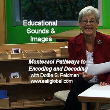 Montessori Pathways to Encoding and Decoding ~ Teacher DVD