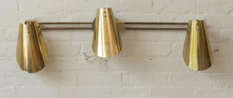 Paavo Tynell Wall Mounted Sconce