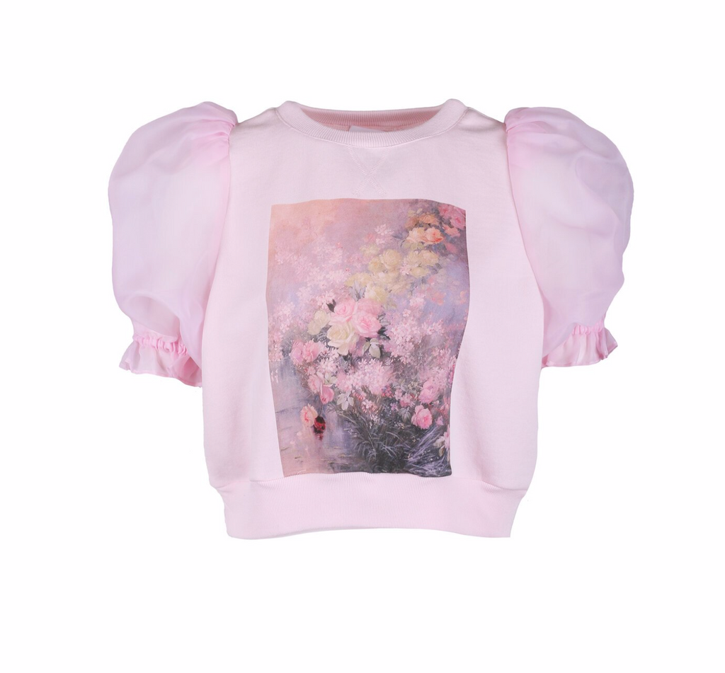 The Rosewater Minnie Sweater