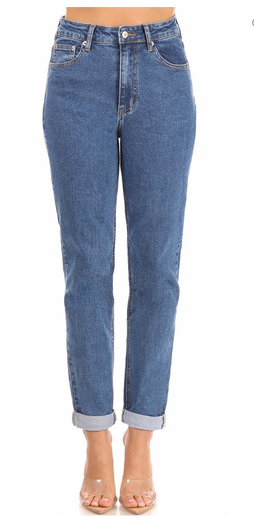 Dancing Queen High Rise Jean