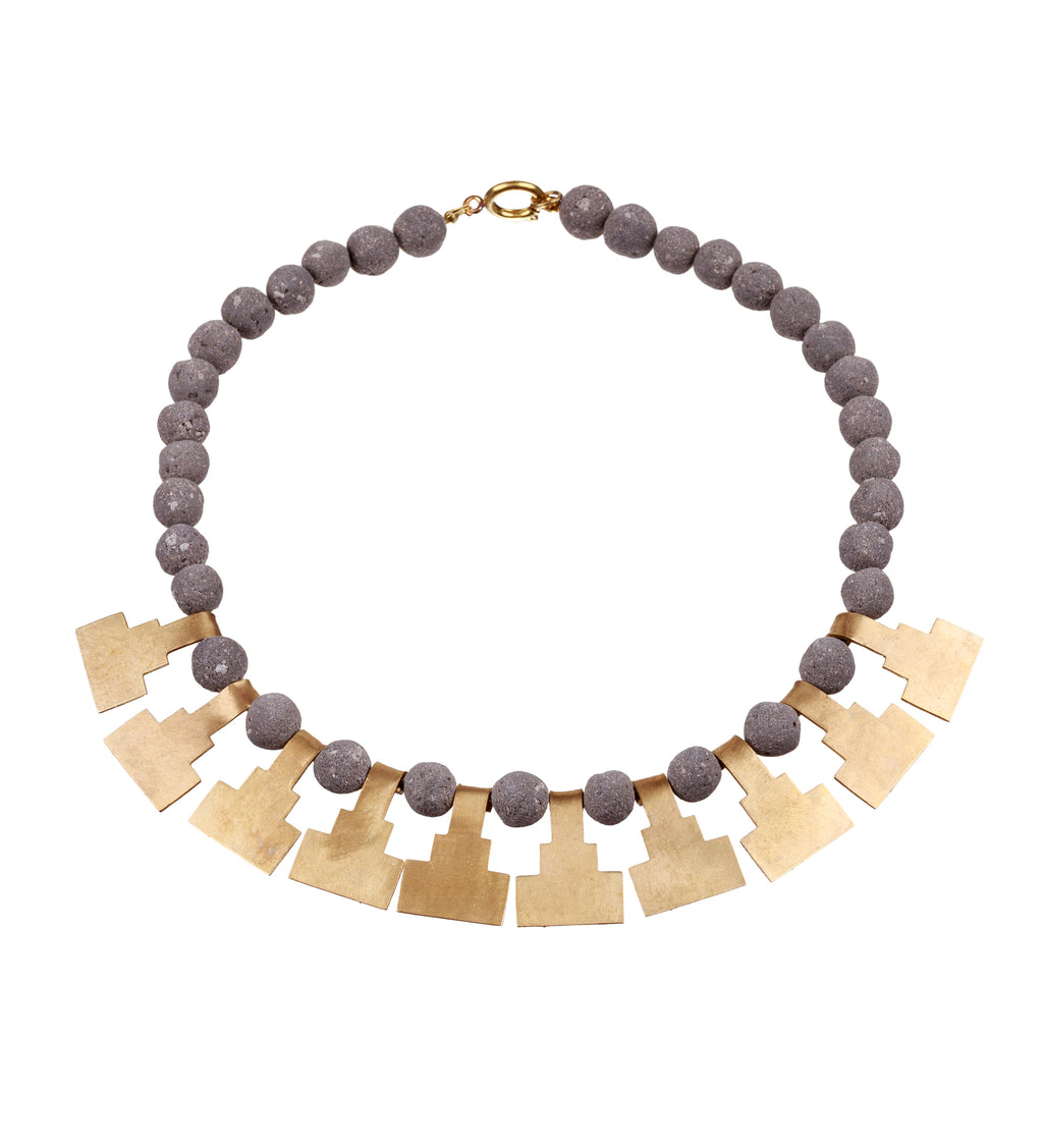 Involvement/ Scarpa Necklace