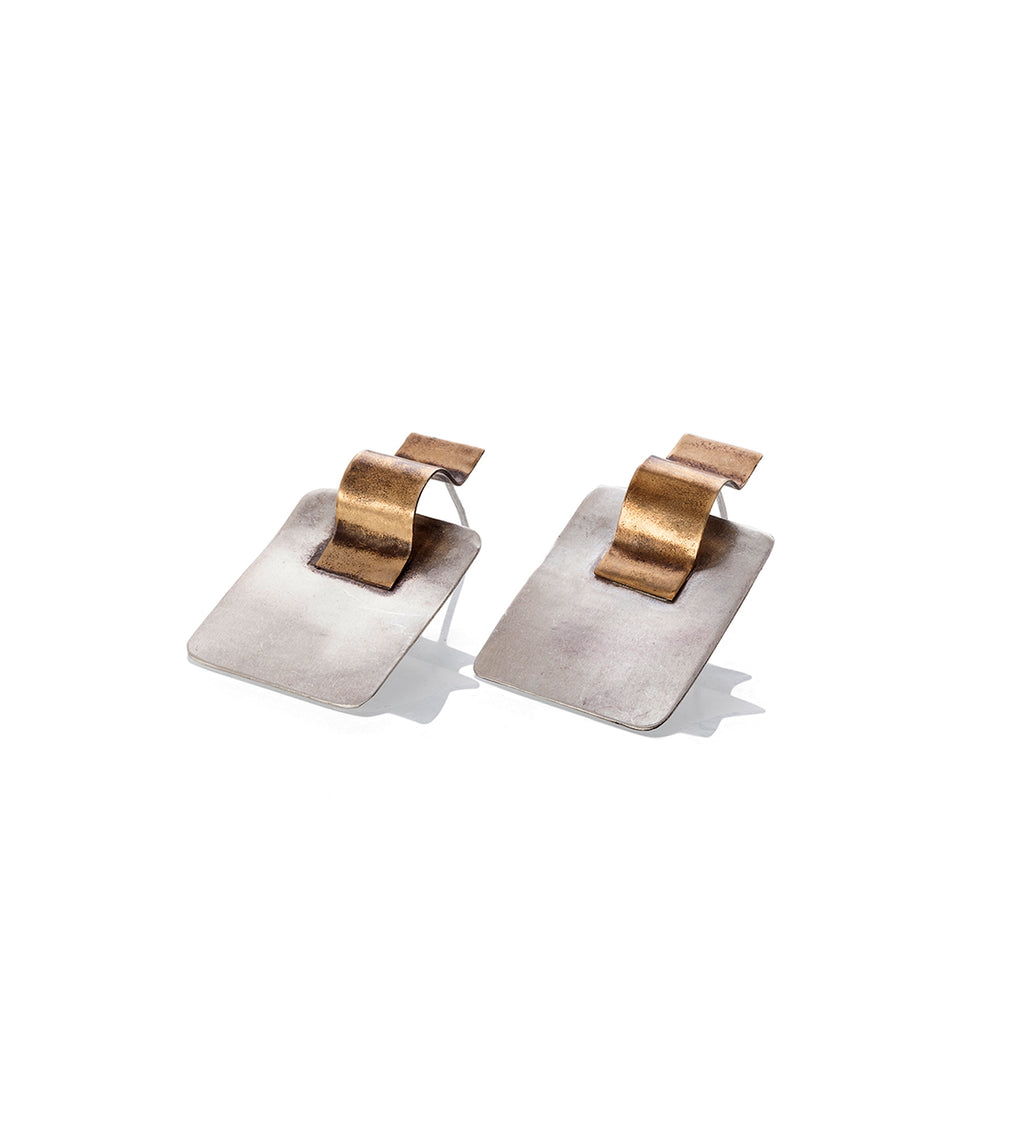 Grace Earrings Square