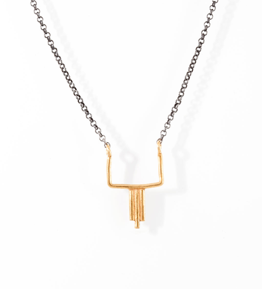 Salute to The Masters/ Deco Necklace G