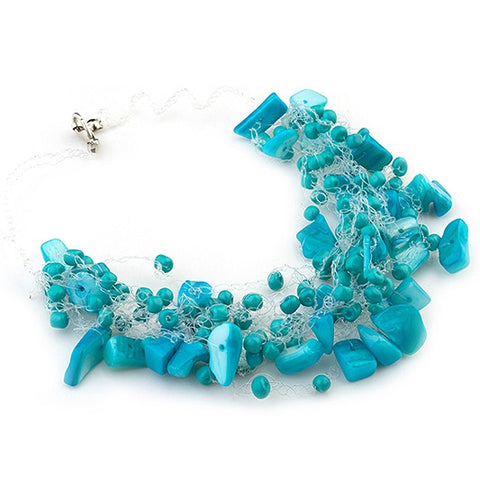 Amy turquoise necklace