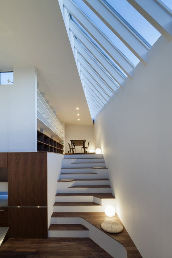 Beautiful stairs and home inspiration.