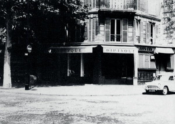 First Dyptique store in Paris, France.