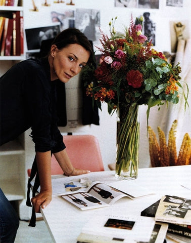 Office obsession. Phoebe Philo via Celine
