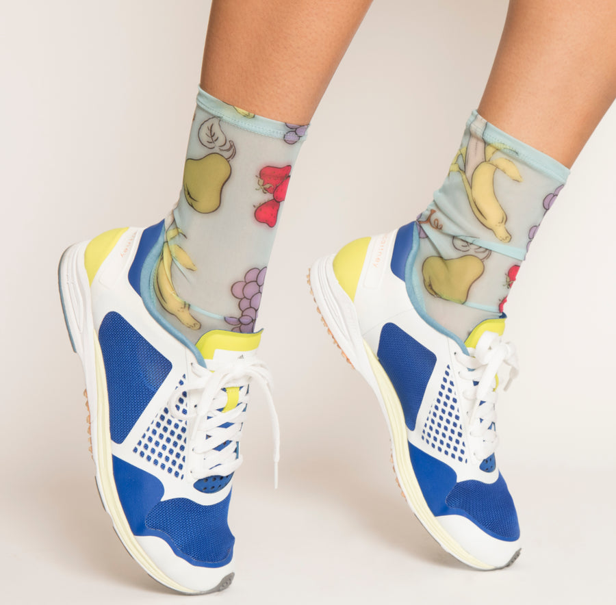Darner Fruits Mesh Socks