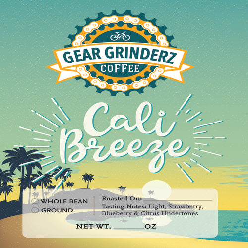 Cali Breeze - Gear Grinderz Coffee