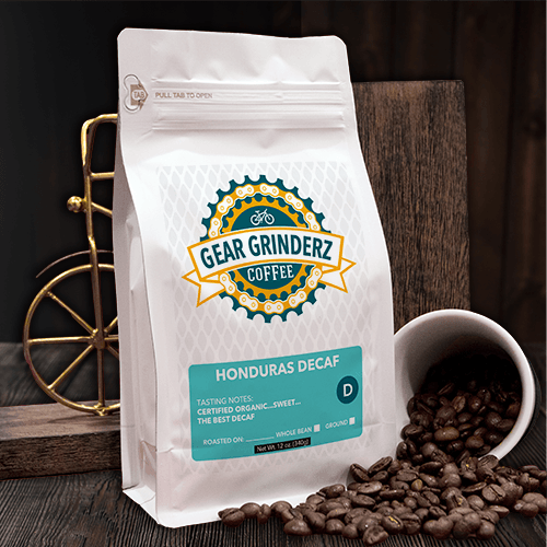 Honduras Organic Decaf - Gear Grinderz Coffee