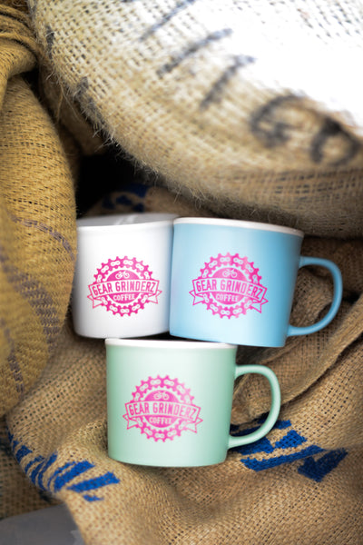 HOT Pink Summer Mugs - Gear Grinderz Coffee