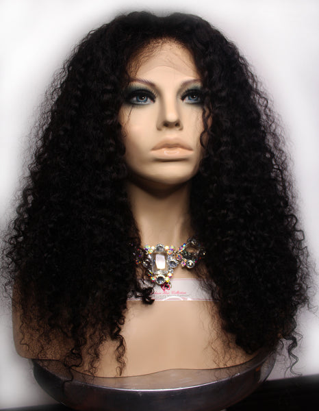 Ruth Full Lace Wig - wig