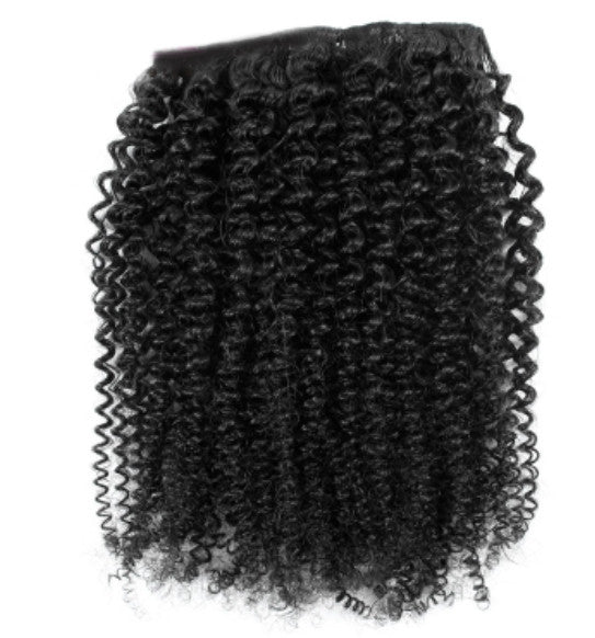 Deep Curly Clip-Ins (7 pieces) - wig