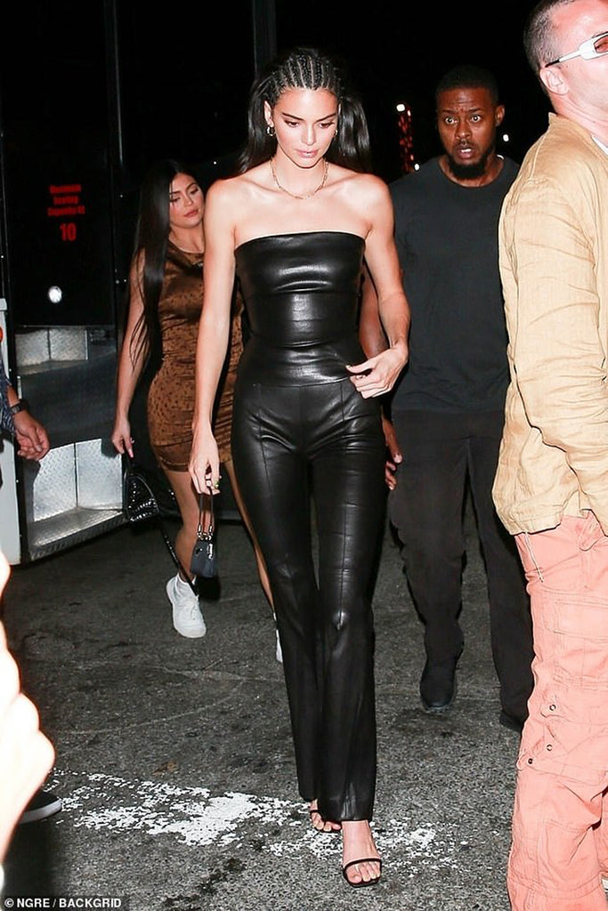 KENDALL JENNER IN ROSETTA GETTY FALL 2019