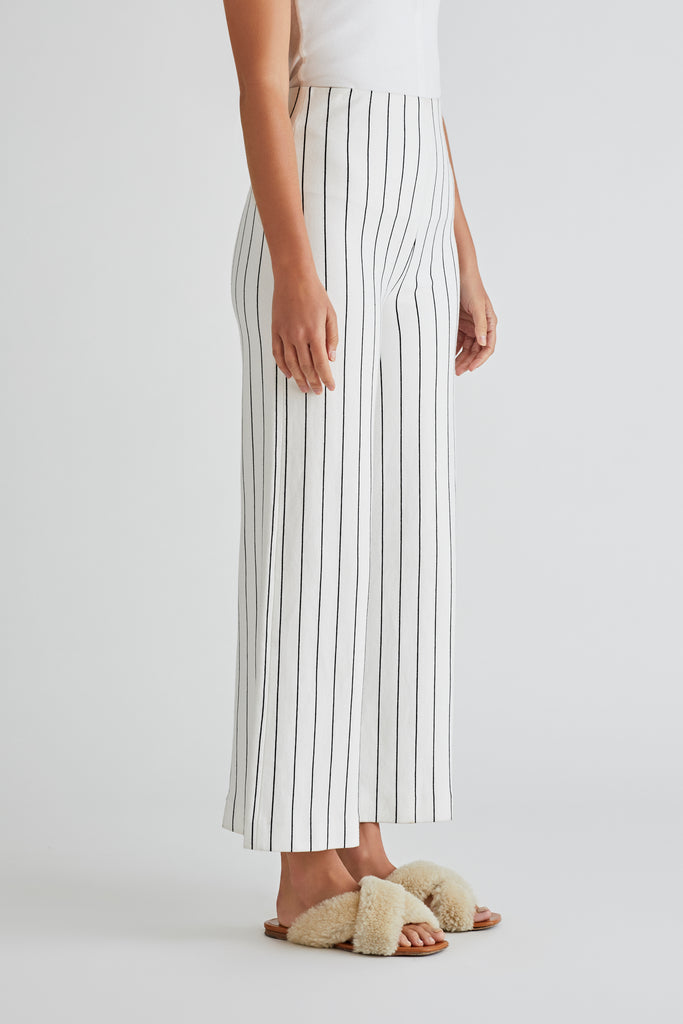 CROPPED STRAIGHT PANT