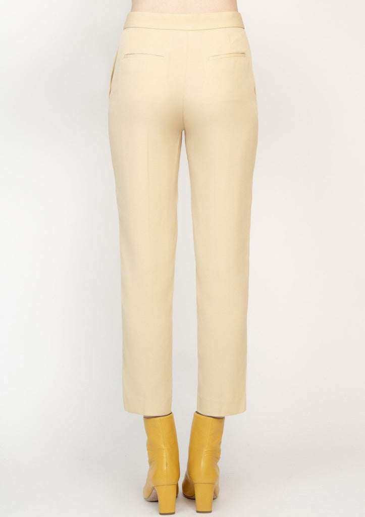 CROPPED TAPERED PANT