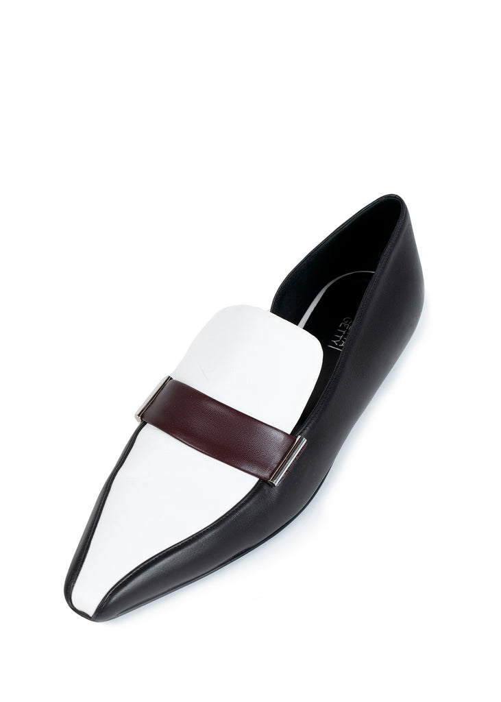 ASYMMETRIC LOAFER