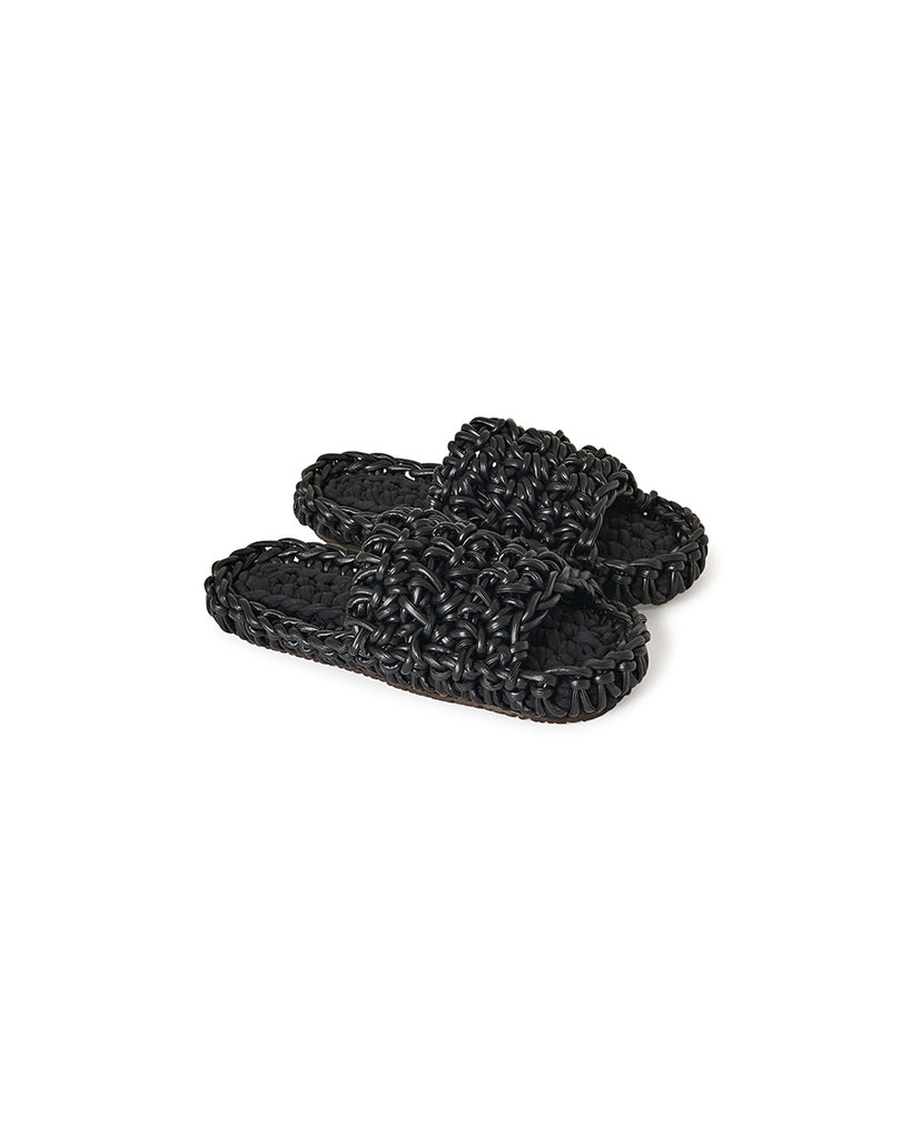 Crocheted Sandal