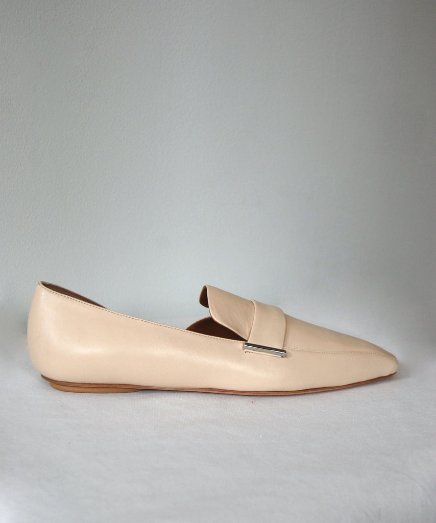 Asymmetric Loafers