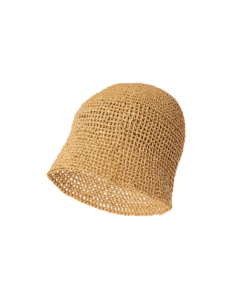 Crocheted Bucket Hat
