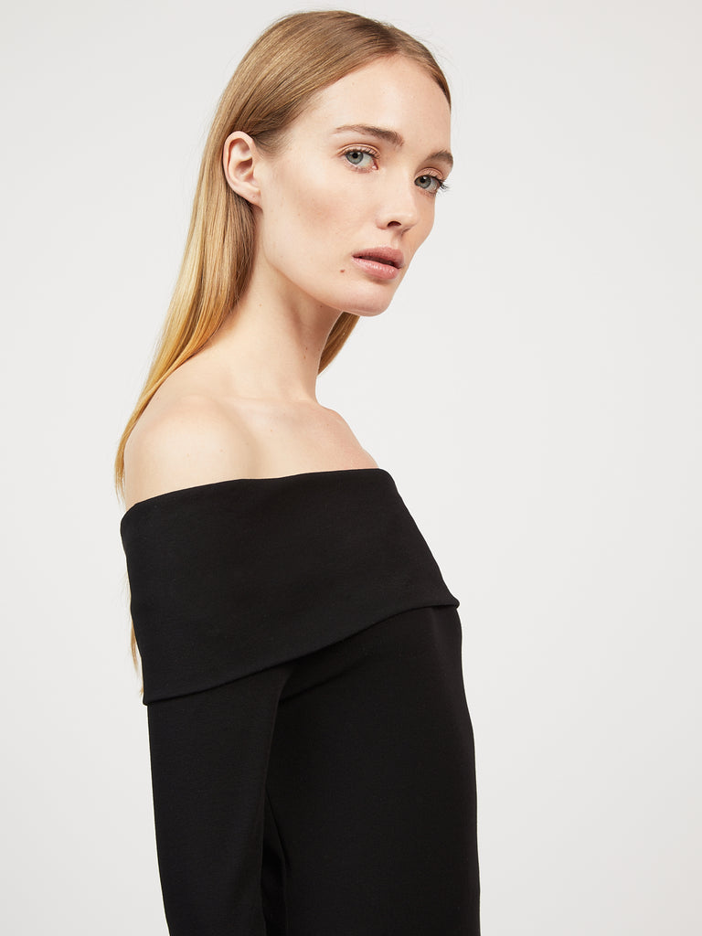 Banded Off The Shoulder Top