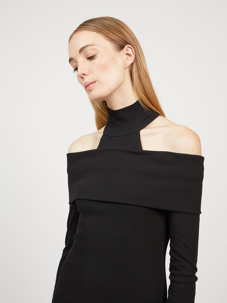 Banded Off The Shoulder Dress