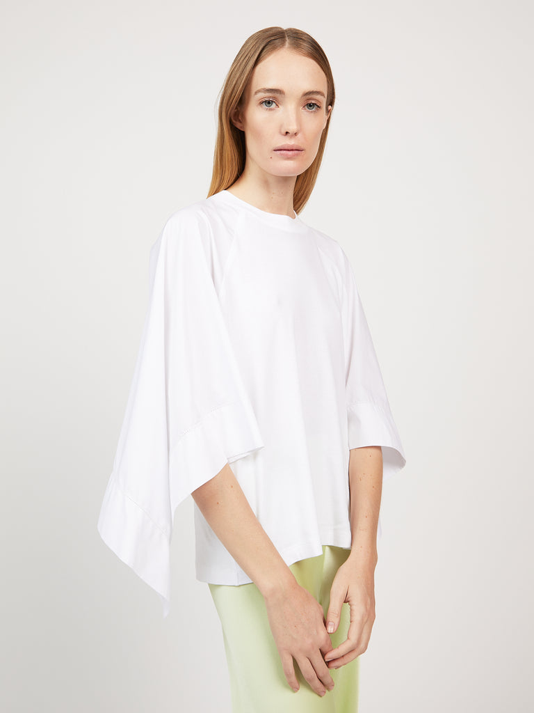 Scarf Sleeve T-Shirt