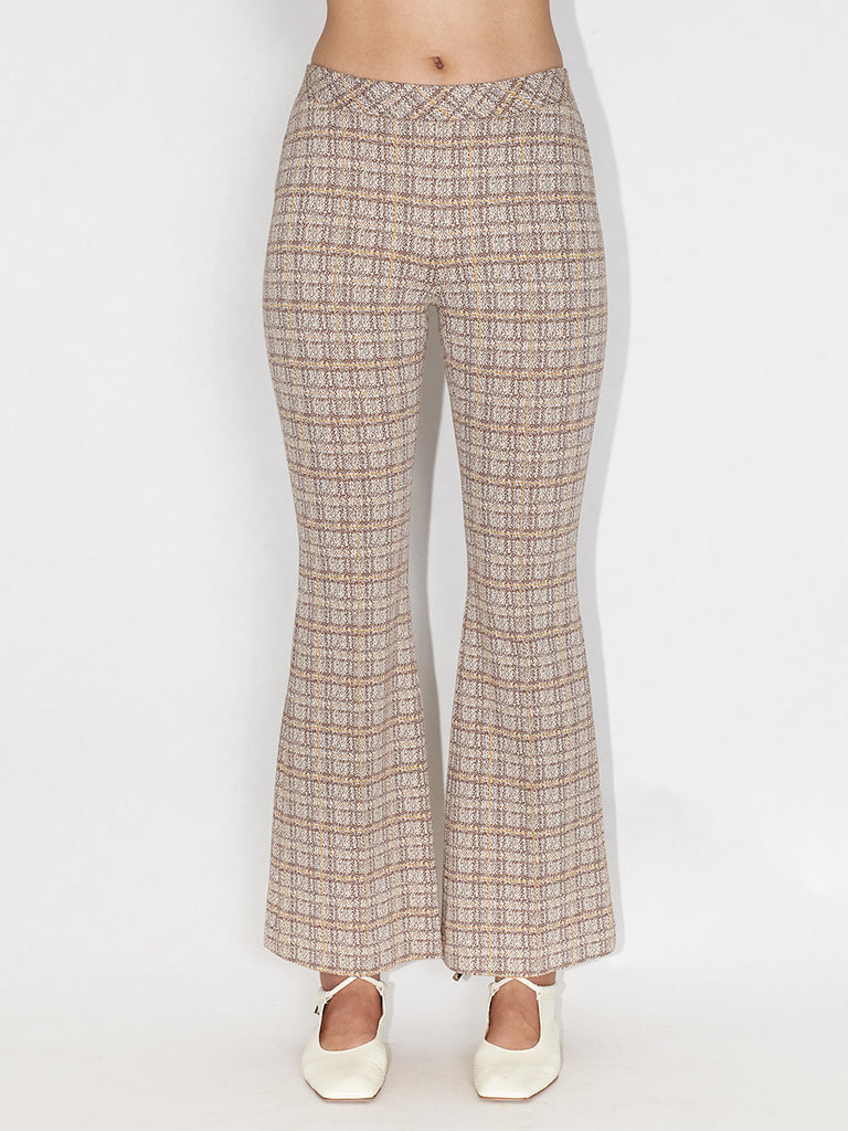 Pull On Cropped Flares
