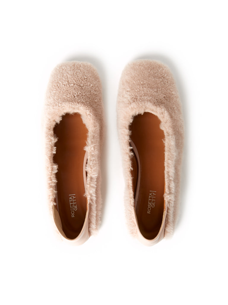 Shearling Loafers