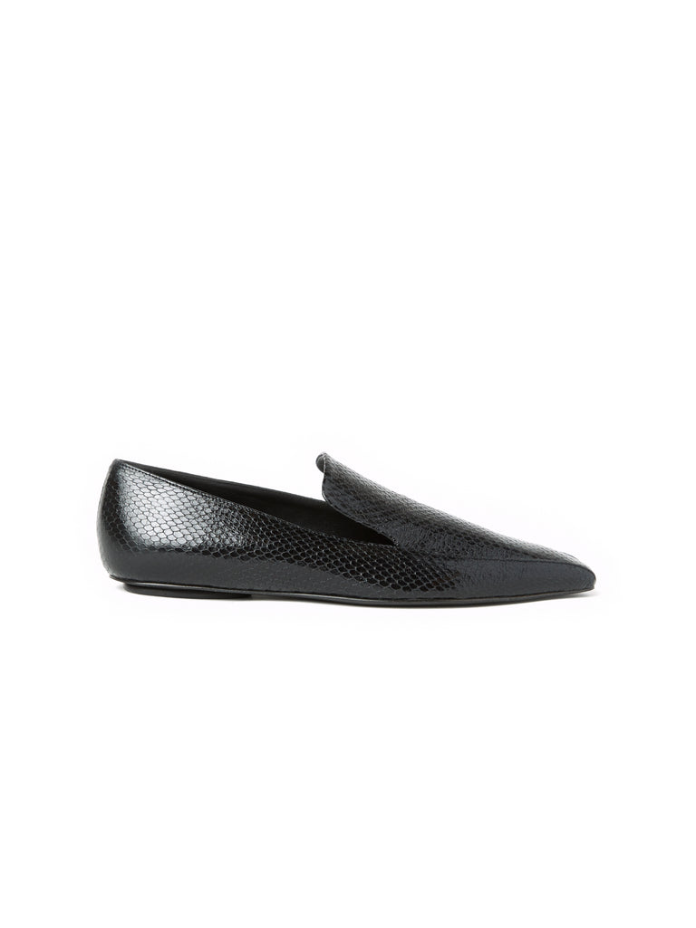 Pointed Loafers