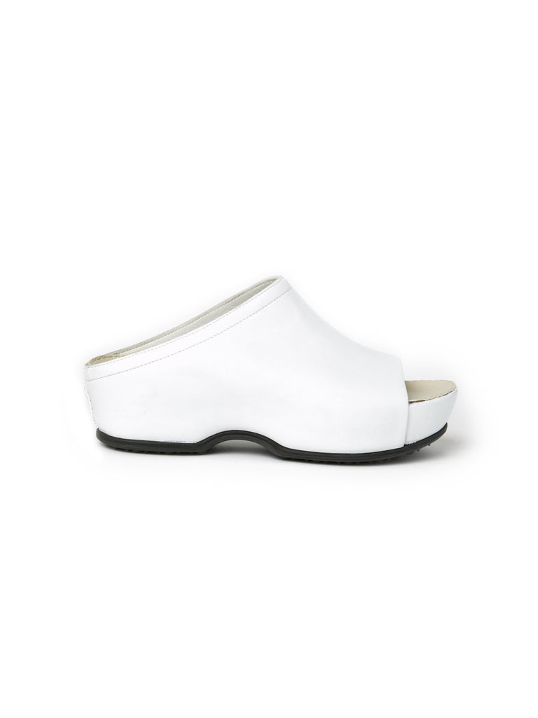 Rosetta Getty x ECCO Open Toe Clogs