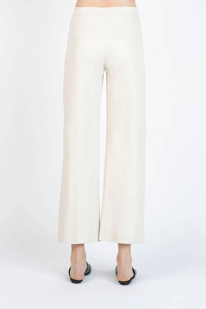 PULL-ON STRAIGHT TROUSER