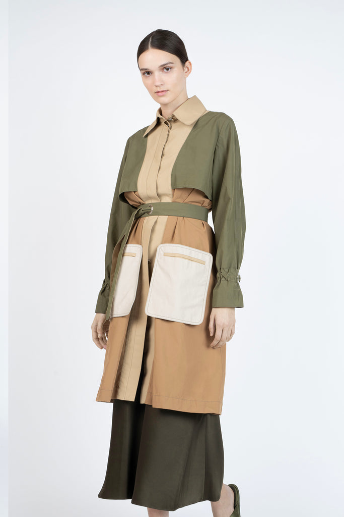 GROMMET SLEEVE TRENCH