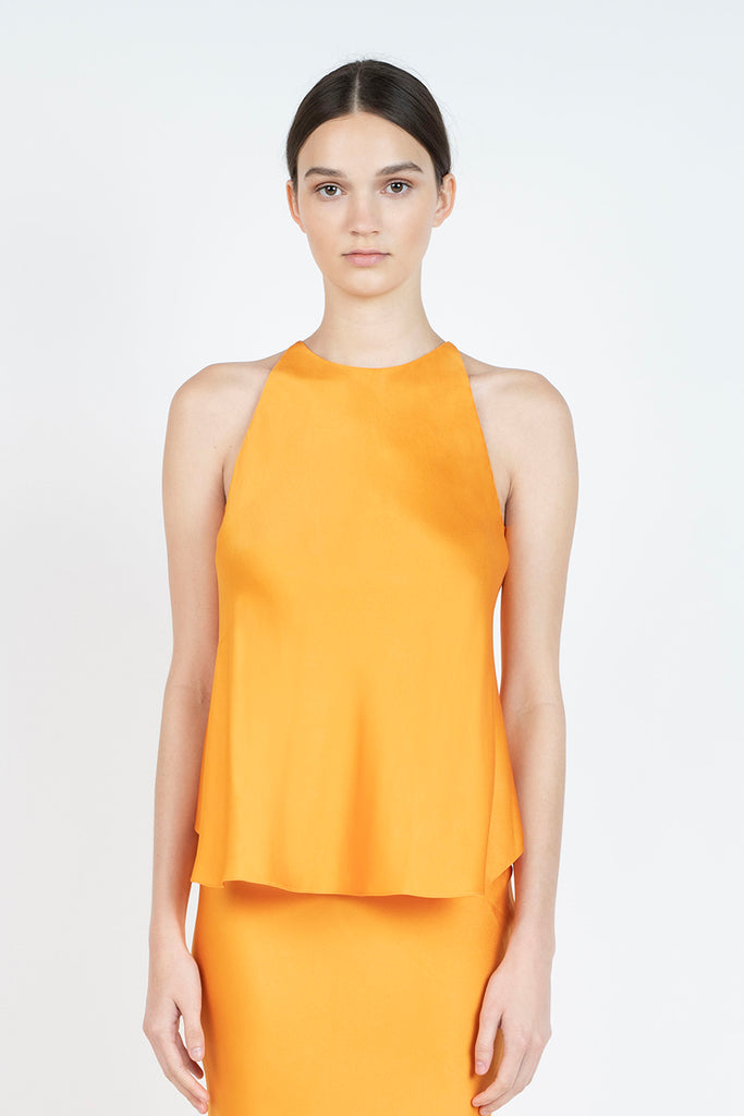 CROSS BACK CAMISOLE TOP