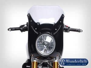 Wunderlich BMW R9T Daytona Headlight Cowl - Blackstorm Metallic