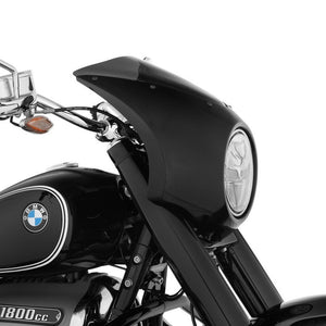 Wunderlich BMW R18 Cockpit Fairing - Black Storm Metallic