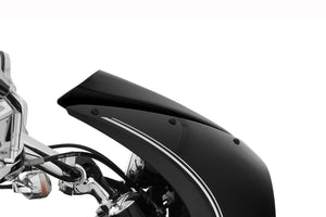 Wunderlich BMW R18 Cockpit Fairing Windscreen - Black