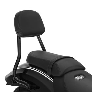 Wunderlich BMW R18 Back Support Sissy Bar - Black/Black