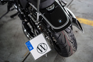 Wunderlich BMW R18 Side Mount Licence Plate Holder