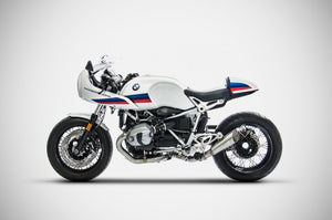 ZARD BMW R9T 2>1 Full System GP Exhaust