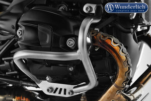 Wunderlich BMW R9T Engine Protection Bars - Stainless Steel