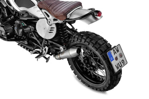 Wunderlich BMW R9T Low Level Licence Plate Holder