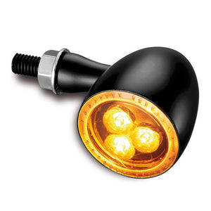 Kellermann Bullet 1000 Dark LED Indicator