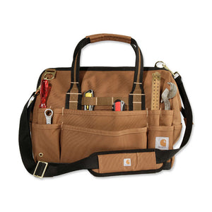 "Carhartt Legacy 16"" Tool Bag - Carhartt Brown"