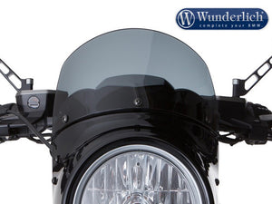 Wunderlich BMW R9T Vintage Headlight Cowl Screen - Tint